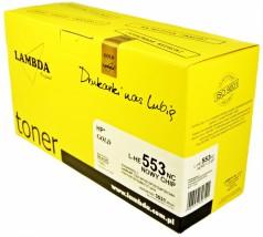Toner LAMBDA HP 2015 P2012/2015 M2727 Q7553A