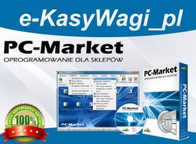 Program dla sklepów i magazynów ProPCMarket 7 PCMarket7