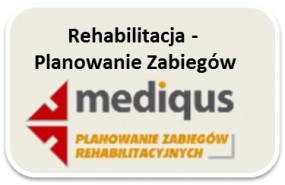 Mediqus Rehabilitacja - Planowanie Zabiegów