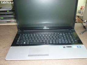 Notebook Samsung np300e7a z ładowarką