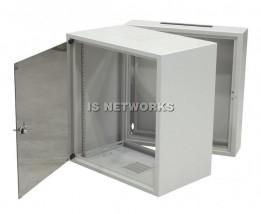 """Szafa SD 19"""" 600x500 15U drzwi szklane"""