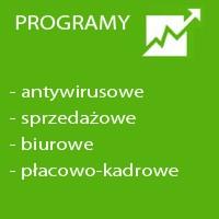 Oprogramowanie antywirusowe i firmowe