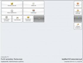 izzyRest   / 4Rest (system gastronomiczny)