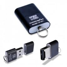 Czytnik kart pamięci microSDHC/microSD -pendrive SY-T97
