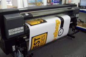 Ploter Solwentowy Twardy Solwent HP 9000 1.6