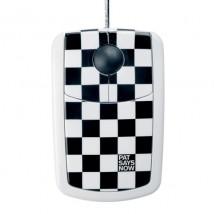 PSN Checker Flag myszka komputerowa