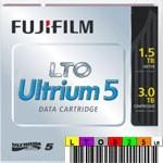 Taśma Ultrium LTO5 1.5/3.0TB Fujifilm LTO5 1.5/3.0TB