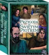 Przygoda ze Świętym Piotrem - komputerowa gra biblijna