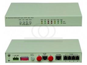 Konwerter analogowej linii telefonicznej RF-TES-POTS-FXS/FXO-SM