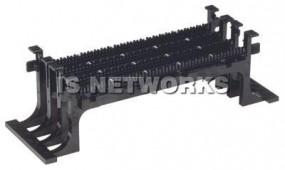 Blok 110 PDS 100-parowy Kat-5e, bez złączy, ze stopkami