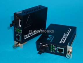 Konwerter MCWD100S FastEthernet SM 1310/1550 para 2 szt SM 1310/1550 para 2 szt