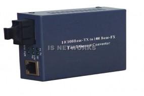 Konwerter ISX-100cmx -AN 10/100 RJ45->multimode SC 2km