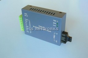 Konwerter NX-134mcm RS232/422/485 100BaseF SC multimode 2km