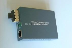 Konwerter NX-1000cmx 1000BaseSX -1000BaseTX SC