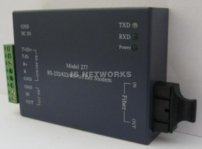 Konwerter NX-134mcs RS232/422/485 100BaseF singlemode 20km