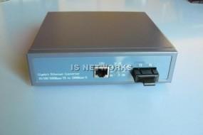 Konwerter NX-1100cmx 10/100/1000BaseTX-1000 LX