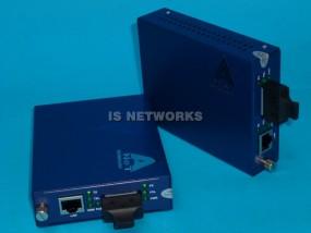 Konwerter MCPE100C FastEthernet MM 10/100 PoE duplex 2km