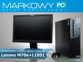 Zestaw Lenovo ThinkPad m70e