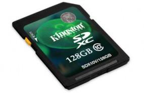 Karty pamięci SDXC 128GB