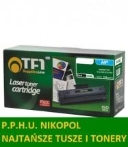 Toner H-531AC (CC531A, Cy) 2.8k, nowy, chip, TF1 CYAN/ NIEBIESKI HP, HP 31A, HP CC531A, H-531