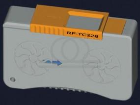 kaseta czyszcząca RF-TC228 do  czół ferrul