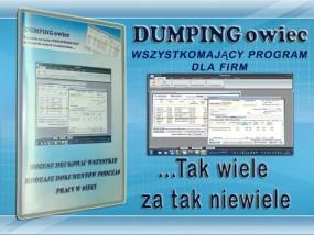 PROGRAM DUMPINGOWIEC