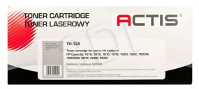 Actis TH-12A nowy zamiennik tonera HP Q2612A do LJ 1010/1020 TH-12A (Q2612A) Toner 100% nowy