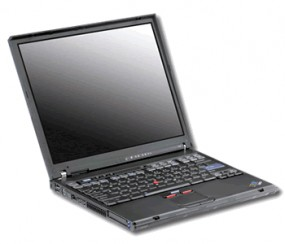 Notebook IBM T42