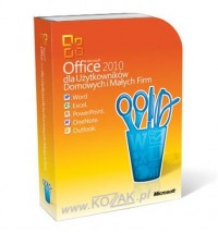 Office 2010 Home & Business PKC / BOX