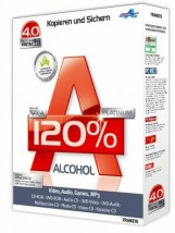 Alcohol 120% 1PC