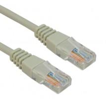 Kabel patchcord UTP kat. 5 RJ45 1.5m