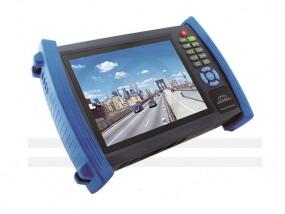 Specjalistyczny profesjonalny tester kamer IP z podglądem wideo RF-IPTEST86-CCTV-PRO