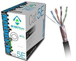 Kabel zewnętrzny żelowany kat.5e FTP 305m KIF5OUTZ305