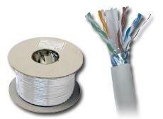 Kabel skrętka kat.6 FTP LSOH 305m KIF6LSOH305