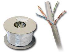 Kabel skrętka kat.6A UTP LSOH 305m KIU6ALSOH305