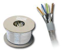 Kabel kat.7 S/FTP LSOH 500m KIS7LSOH500