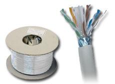 Kabel skrętka kat.6 FTP PVC 305m KIF6PVC305