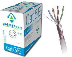 Kabel skrętka kat.5e FTP LSOH 305m KIF5LSOH305