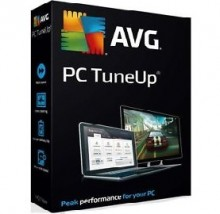 AVG PC TuneUp Licencja komercyjna, 1 stanowisko, 1 rok