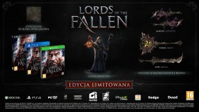 LORDS OF THE FALLEN LIMITED ED. PL PS4