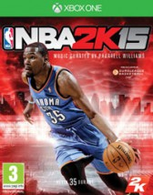 Gra Xbox ONE NBA 2K15 xb1