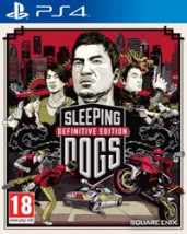 Gra PS4 Sleeping Dogs Definitive Edition PS4