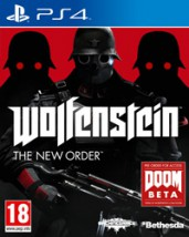 WOLFENSTEIN THE NEW ORDER MULTI PL PS4 ps4