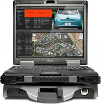 Getac Laptop Pancerny Fully Rugged B300