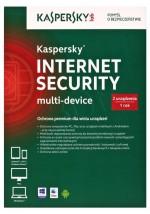 Program antywirusowy Internet Security Multi-Device 2D1Y