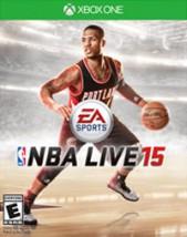 Gry Xbox One NBA LIVE 15