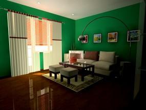 Wizualizacje pomieszczeń