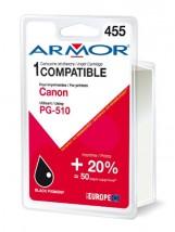 K20281 wkład atramentowy zamienny ARMOR do CANON Pixma MP230, MX-320 PG-510 czarny