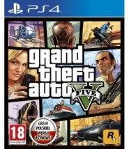 Gra GTA V 5 Grand Theft Auto PS4 PS4