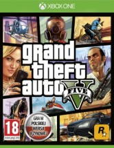 Gra GTA V 5 Grand Theft Auto Xbox One Xbox One